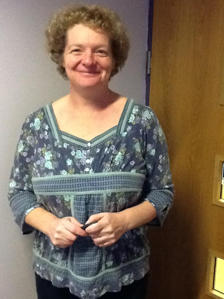 Mrs Carol Walker