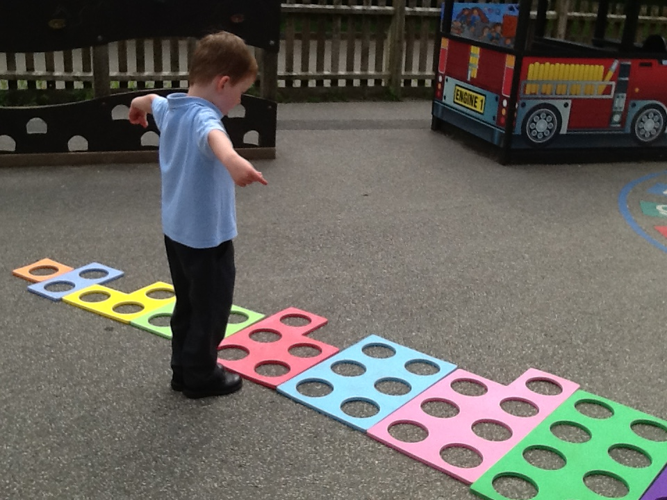 Large Numicon Shapes Class 1