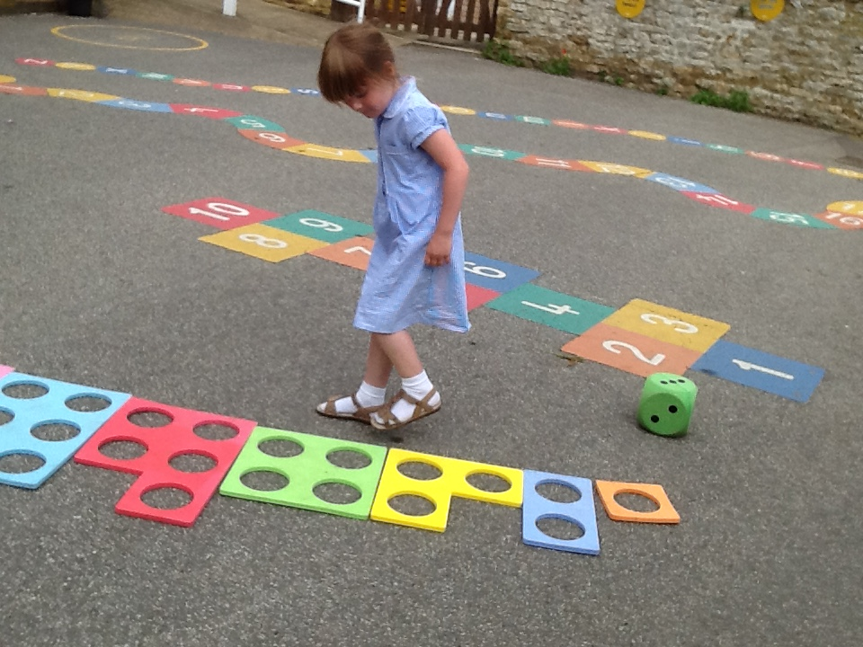 Large Numicon ordering Class 1.b