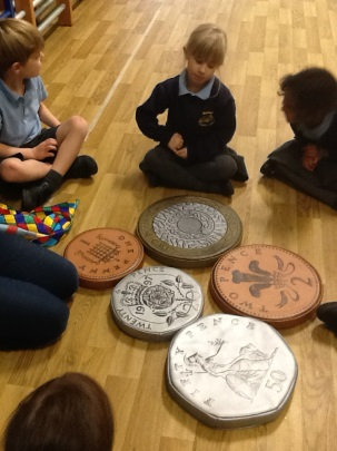 Maths Coin Recognition Games
