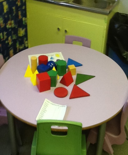 Maths Investigate Shapes 1