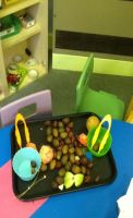 Counting Fine Motor Skills 1