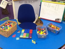 Numicon counting Class 1